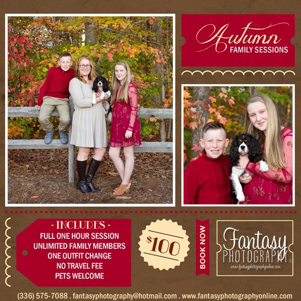 Winston Salem Family Photographers