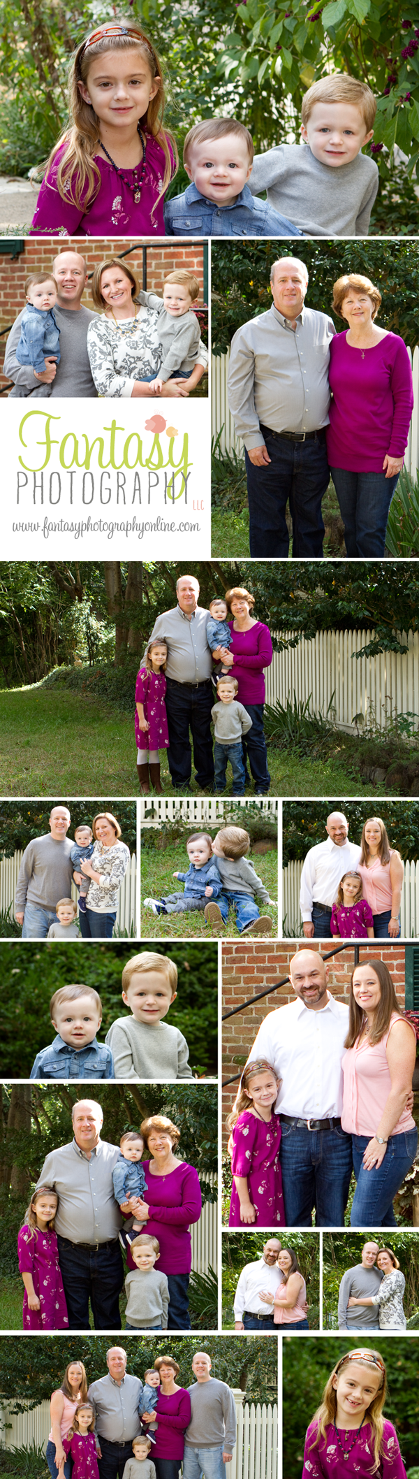 Winston Salem Family Photographer | Family Photographers in Winston Salem